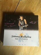 JOHNNY HALLYDAY - PARC DES PRINCES 1993 CD DIGIPACK   Neuf sous blister