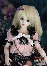 original scuplt 1/4 bjd MSD doll GEN X Naomi FREE face up body blushing ship US