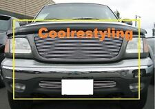For 99 2000 01 02 03 Ford F150 F-150 4WD Billet Grille Grill  Combo Inserts LC