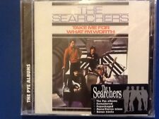 THE. SEARCHERS.     TAKE. ME. FOR. WHAT I. AM. WORTH.       STEREO / MONO MIXES