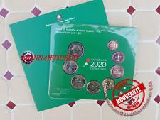 Coffret BU 1 Cent à 2 Euro Italie 2020 - Brillant Universel Officiel