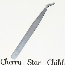 Beading tweezers for knotting thread stainless steel instructions necklace craft