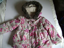 Monsoon Polyester Floral Clothing (0-24 Months) for Girls