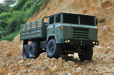 CROSS-RC Trial Truck KIT XC6 6x6, NEU, OVP