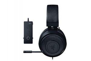 Razer Kraken Tournament Edition Wired Gaming Headset With USB Audio Controller B