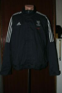 Football jacket soccer Portugal Euro 2004 National Europe Training Adidas UEFA