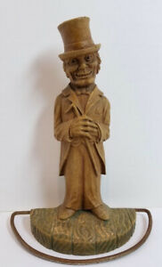 1940's Rare SYROCO OLD CODGER Bar Towel Holder ~ Corkscrew Collection GO-WITH