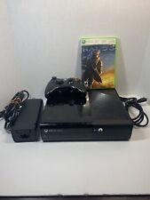 New listing Microsoft Xbox 360 E 4Gb Model 1538 Video Game Console Game & Controller