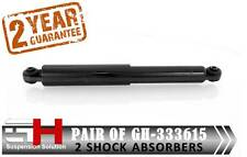 2 NEW REAR GAS SHOCK ABSORBERS VAUXHALL SINTRA CHEVROLET ///GH-333615///