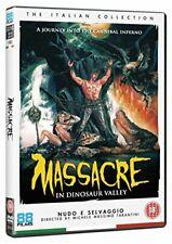 Massacre in Dinosaur Valley 5060103799336 With Michael Sopkiw DVD Region 2