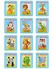 Animal Slide Puzzle Zoo Farm Wildlife Pets Travel Toy Party Bag Pocket Money 4cm