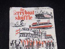 Vintage Tassie Vinyl The Ferryboat Shuffle/House on The Hill # CS-061 Scarce