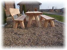 Markenlose Garten-Garnituren & -Sitzgruppen aus Holz
