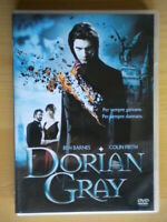 Dorian Gray DVD audio italiano inglese film thriller ben barnes e colin firth