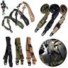 Nylon Rifle Airsoft  Sling Point Hunting Gun Belt  Shoulder Tactical Strap
