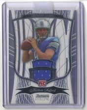 MATTHEW STAFFORD 2009 BOWMAN STERLING RC JERSEY 459/749 DETROIT LIONS