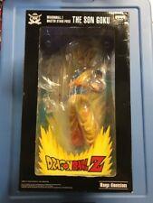 DragonBall Z Master Stars Piece Son Goku Gokou Manga Color 27cm PVC Figure WB
