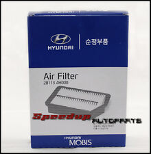 2 x OEM Genuine Air Filter for Hyundai iLoad 2.5 Diesel + 2.4 Petrol 28113-4H000