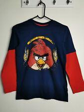 Angry Birds Star Wars II Rosso//Nero Manica Lunga Pigiama Età 5-6 anni
