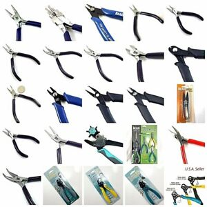 Jewelry Tool Knot Cutter Pliers Round Nose Plier Crimp designer Beadsmith Punch