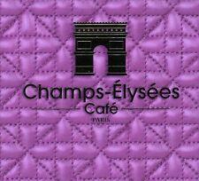 Champs Elysees Cafe 2010  CDs Dimitri from Paris Nouvelle Vague
