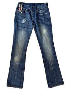 Ladies Jeans Length 33 Waist 29 DIESEL Cherone New with Tags