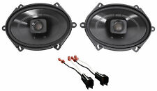"Polk 5x7"" Rear Speaker Replacement Kit For 2005-2007 Ford F-250/350/450/550"