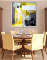 fashion modern abstract oil painting 100% hand-painted on canvas