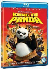 KUNG FU PANDA (Blu-ray Disc) UK NEU+OVP