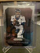 New listing Peyton Manning Denver Broncos 2015 Panini Prizm #18
