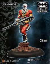 Knight Models Nuovo Con Scatola DEADSHOT FUMETTO 35dc120