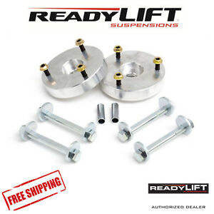 """ReadyLIFT 2"""" Front Strut Spacer Leveling Kit Fits 2004-2019 Nissan Titan 2WD 4WD"""