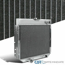 "67-70 Mustang/Falcon 20"" 3-Row Manual Transmission Driver/Left Aluminum Radiator"