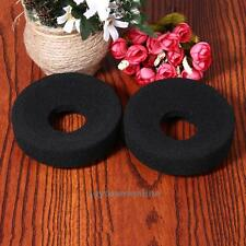 Replacement Black Ear Pads Cushion for GRADO PS1000 GS1000I RS1I RS2I Headphones