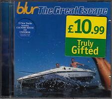 BLUR - THE GREAT ESCAPE - CD 1995