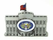 POTUS WHMO The White House Military Office White House Shaped Challenge Coin 3D+