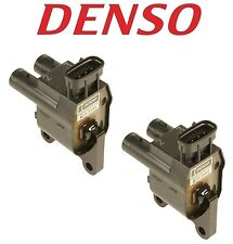 Toyota 4Runner T100 Camry RAV4 L4 Set Of 2 Central Direct Ignition Coils Denso