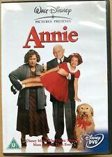Annie DVD 1999 Walt Disney Orphan Musical Classic Version with Kathy Bates