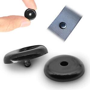 Car Seat Belt Buckle Button Limit Clip Plastic Prevent Slide Non-slip Hold 10Set