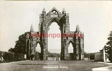 REAL PHOTO POSTCARD GUISBOROUGH PRIORY, NEAR REDCAR NORTH YORKSHIRE PHOENIX#765
