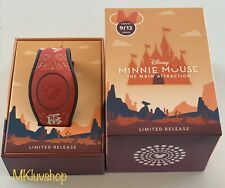 Disney Minnie Mouse Main Attraction Big Thunder Mountain Magic Band IN HAND