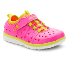 NEW ~ Stride Rite Made 2 Play Phibian Girls' Water Shoes ~ Pink ~ Size 4T