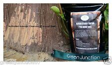 ★GJ's Finest  Activated Granular Charcoal ( from coconut shells ) 300 gms Bag★