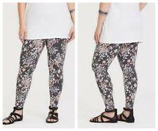 42c48f98e95fe Full Length Torrid Floral Leggings for Women for sale | eBay