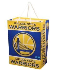NBA Golden State Warriors Gift Bag