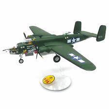 B-25 Flying Dragon Model Plane with Swivel Display Stand