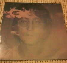 JOHN LENNON IMAGINE VINYL LP 1971 ORIGINAL AUSTRALIAN STEREO PRESSING PAS 10004