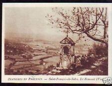 1933  --  ORATOIRE AU BEAUSSET  VAR  D004
