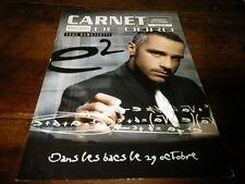 EROS RAMAZOTTI - Objet collector / Promo cover !!! E2 !!!