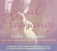 Joyful Pregnancy by Harrold, Glenn, Lee Grace, Janey | Audio CD Book | 978190583